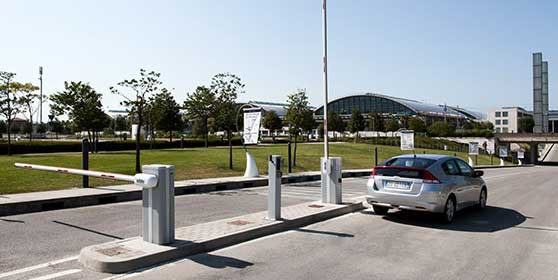 Les systèmes de gestion de parking Algerie